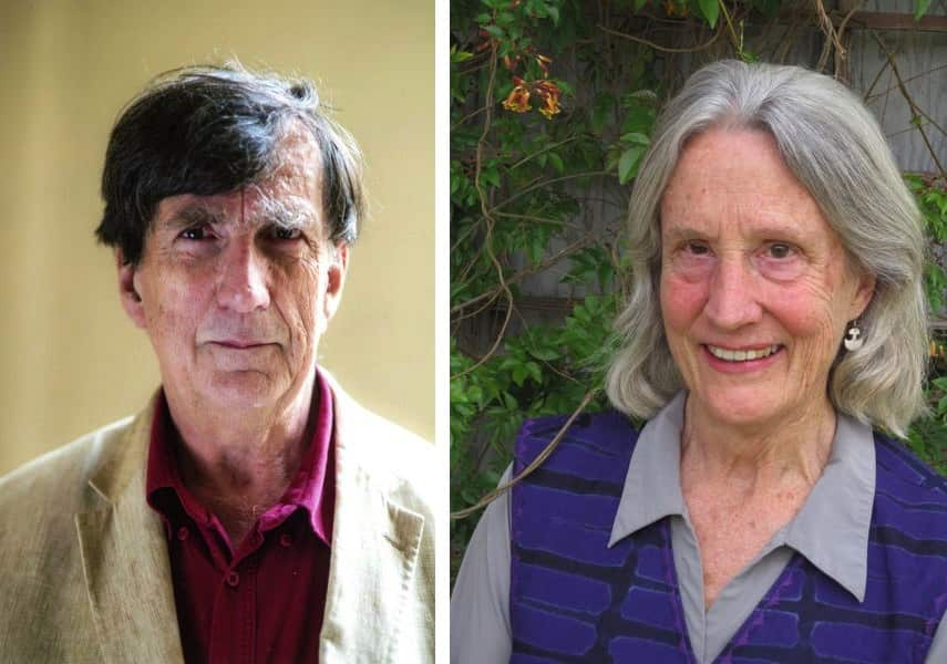 Bruno Latour © Hannah Assouline, Donna Haraway