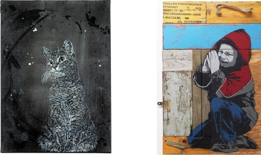 best stencil artists
