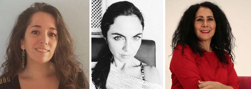 Camila Opazo Romero, Carolina Castro Jorquera, Cecilia Fajardo-Hill