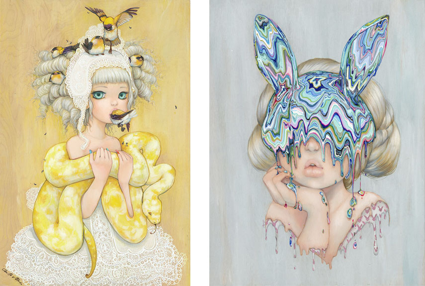 contact us for a book of beautiful artwork inspired by manga work and make your collection bigger