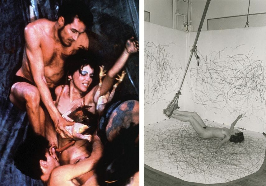 Meat Joy, 1960, Up to and Including Her Limits, 1973-1977