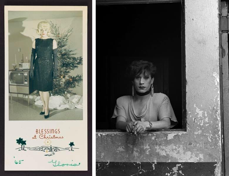 Casa Susanna Collection, Paz Errázuriz - Evelyn, Santiago. From the series La Manzana de Adán (Adam's Apple), 1983