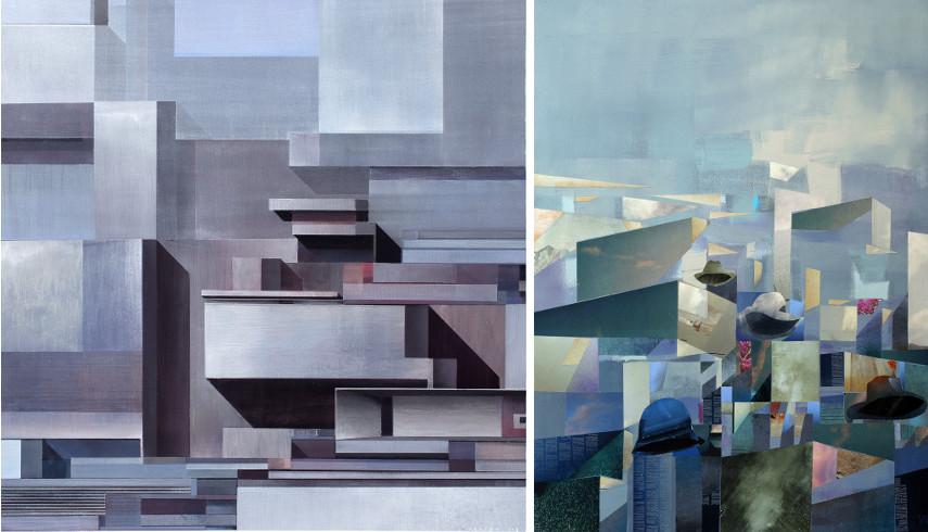 Chazme - Concrete Contrasts 2, Megapolis Summers