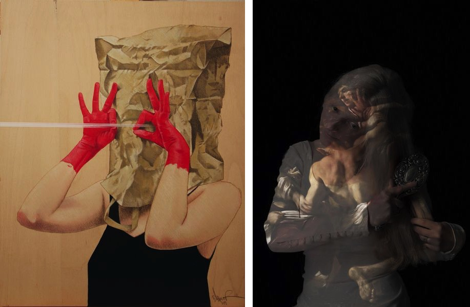 Christian Böhmer - Laser Eyes, Siris Hill - The Weight Of Silence, 2018