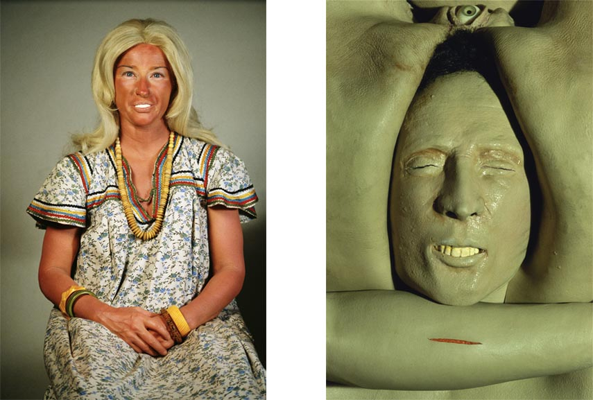 Cindy Sherman me Collectors Room