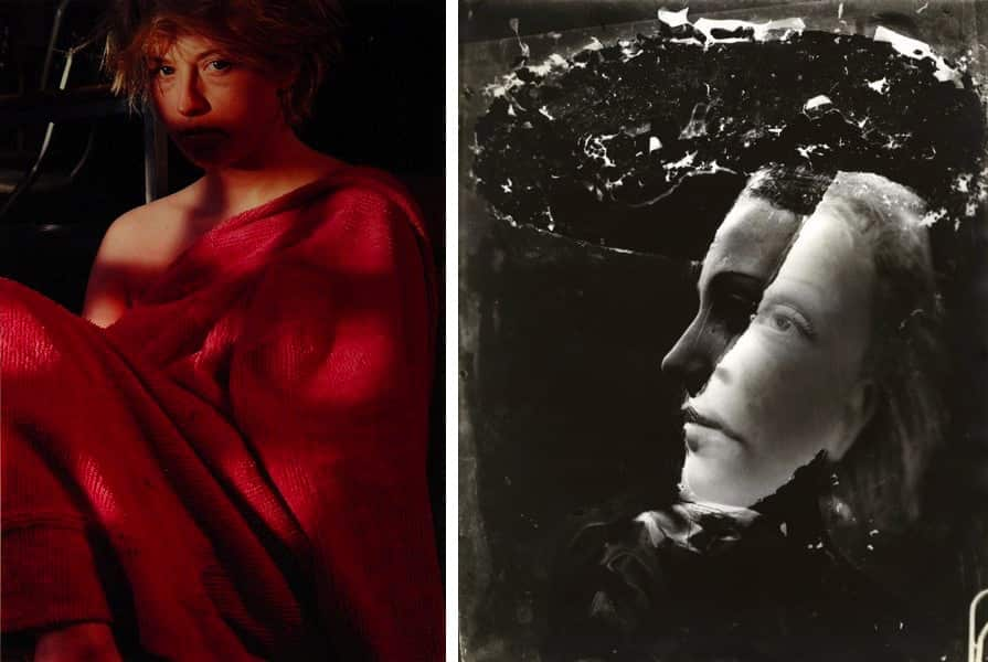 Cindy Sherman - Untitled #98, 1982, Dora Maar, 1936