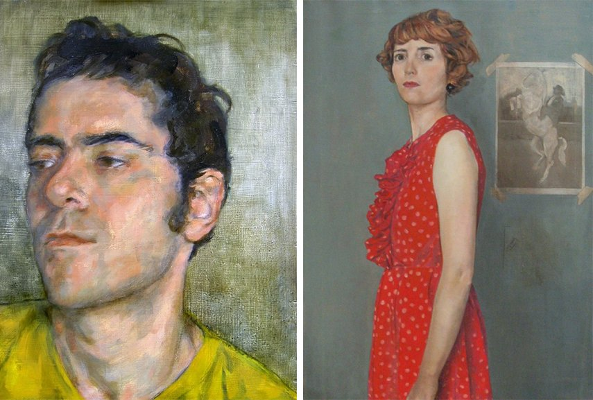 Our artist of the week, this June of 2016 is the winner of a prestigious prize. Drummond is a master of drawing and portraiture.