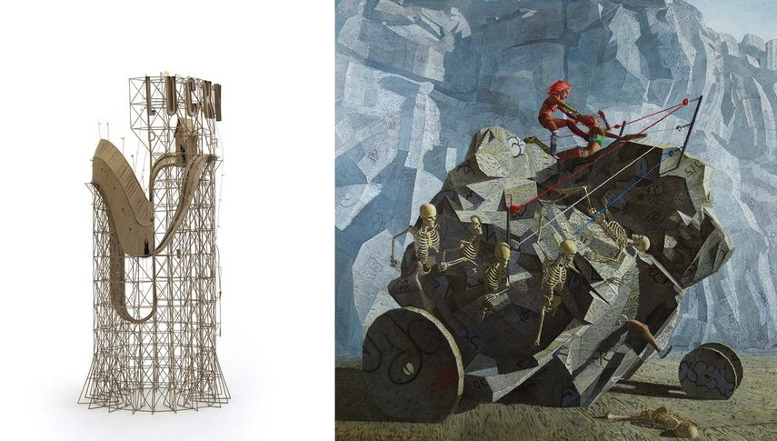 Daniel Agdag - The Second State, John Jacobsmeyer - Chariot