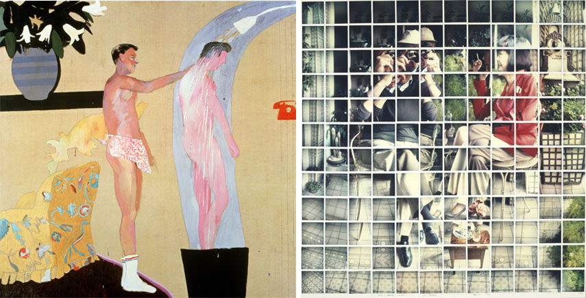 hockney's works, including the 2016 museum ones, are said to be included just like the older ones