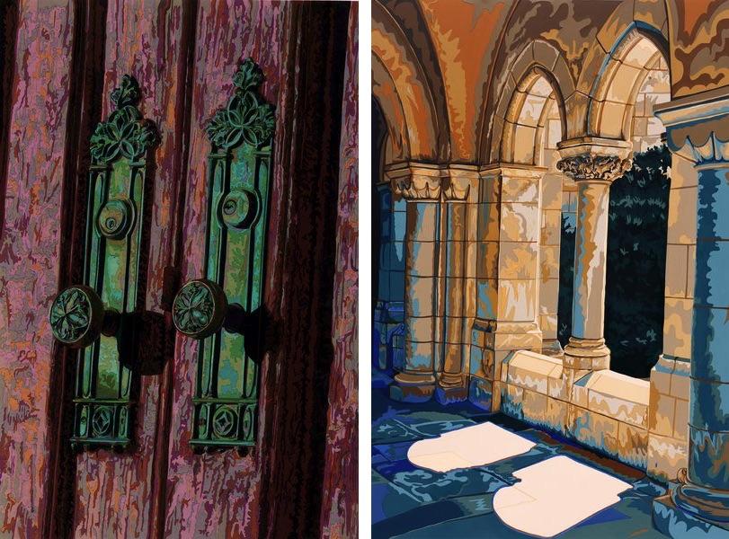 Deborah Claxton - Baltimore, 2002, Gothic Light, 1999.