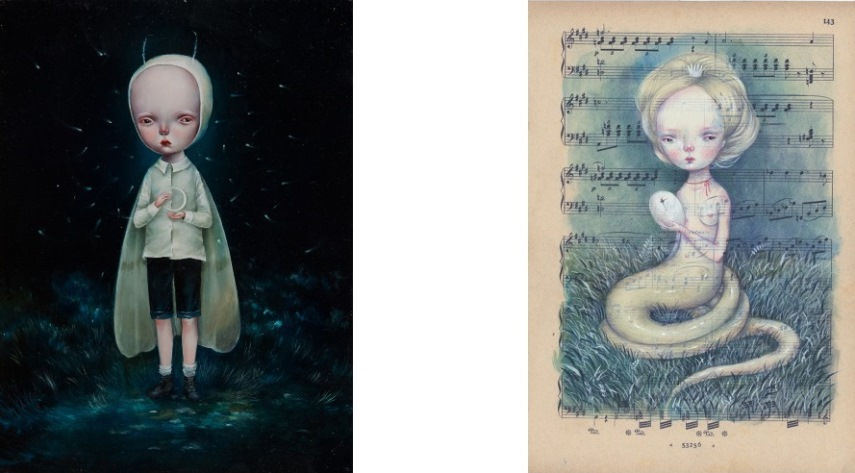 pop surrealism shows books from 2014 provide an insight into Los Angeles pop scene. if you like to read a book about ryden and juxtapoz there is a page with contact for surrealist artists