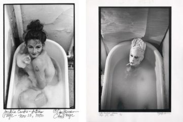 5 Iconic Tub Shots by Don Herron