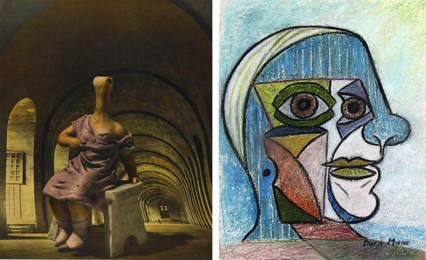 29 rue Astorg, vers 1936, Portrait de Pablo Picasso, 1936