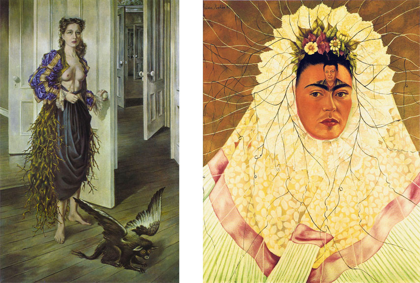 frida kahlo surrealism essay Frida kahlo the artist frida kahlo was a mexican artist, famous for her self-reflective, surrealist paintings frida kahlo painting expresses many visions of her life.