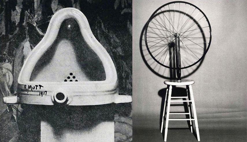 Avant Garde artists