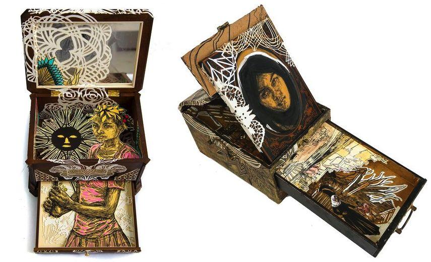 Edline Box, Cairo Box