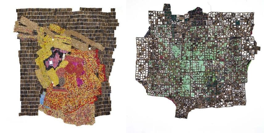 El Anatsui - Untitled