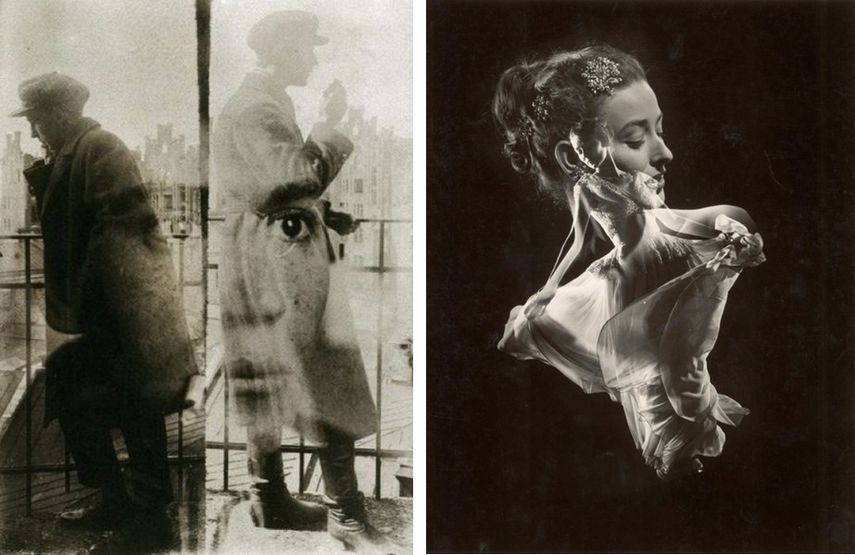 What is photomontage in 1920s