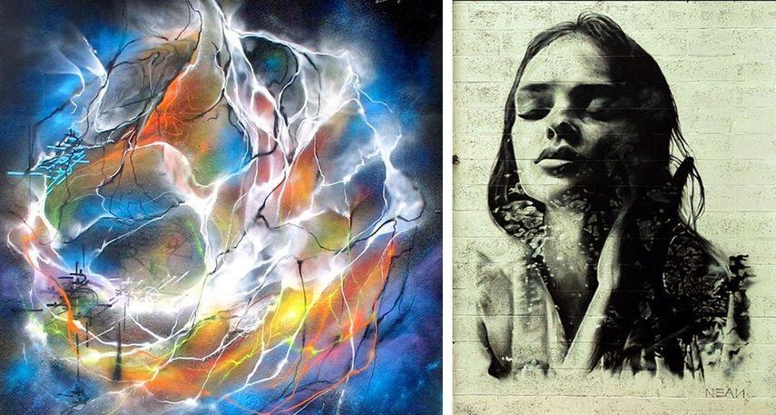 Artwork, Mural
