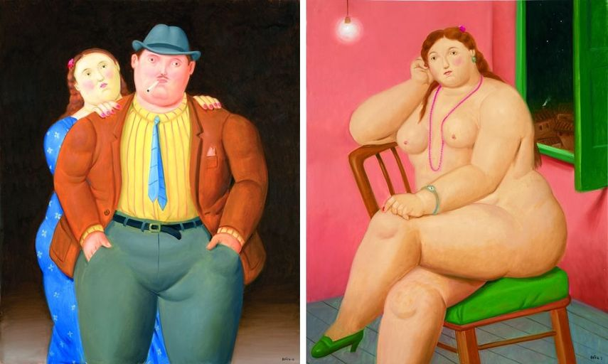 born in 1932 he found inspiration in the american style of depicting figures home and family in his paintings