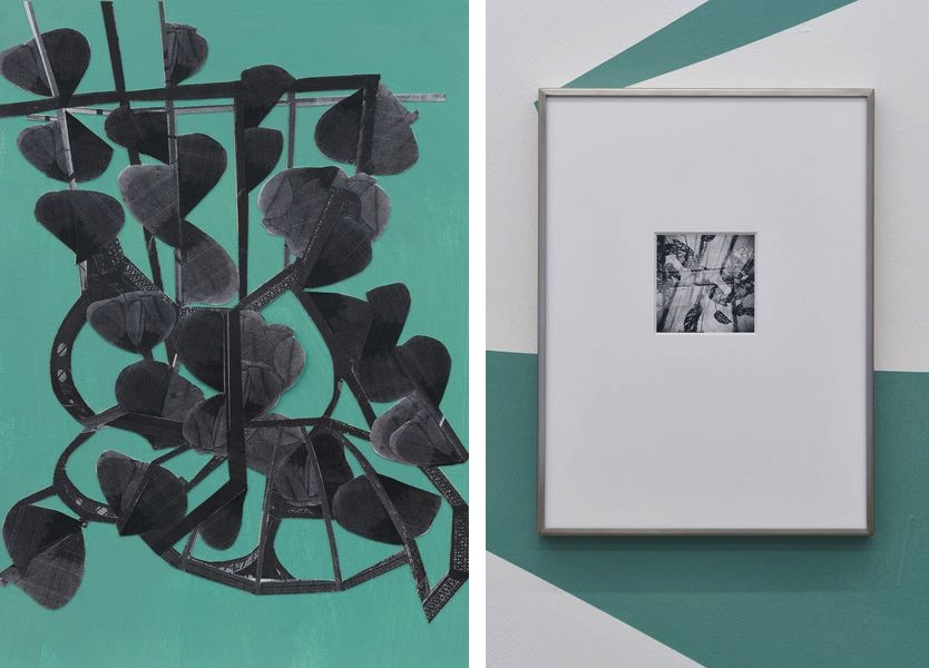 Frauke Dannert - Klee, 2017, Botanicals Repro 7, 2017