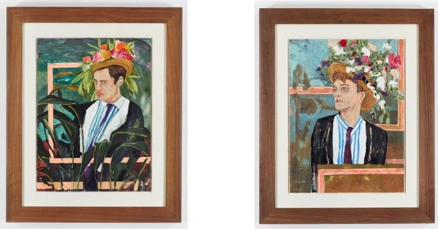 Hernan Bas exhibition