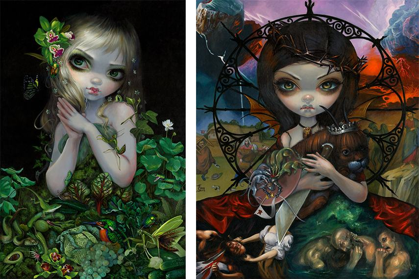 Jasmine Becket Griffith Fairies Soon Corey Helford