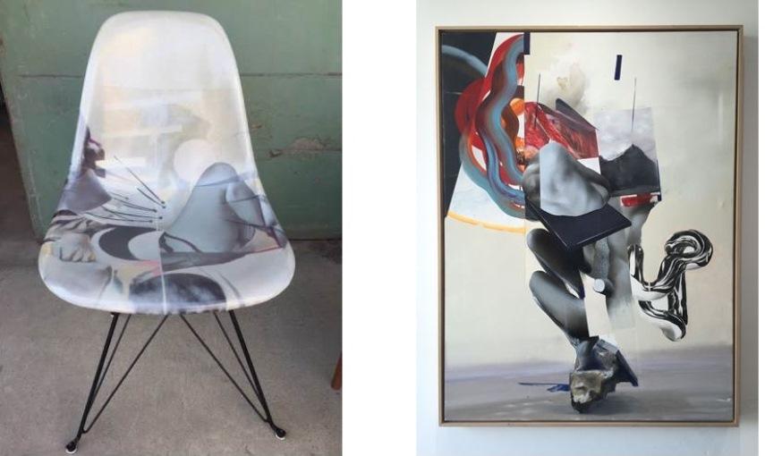 Jaybo Monk at SOZE Gallery