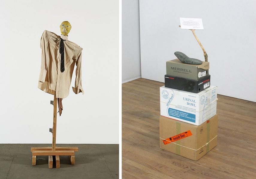Ahead 1, 1991, Anti-Brancusi, 2005