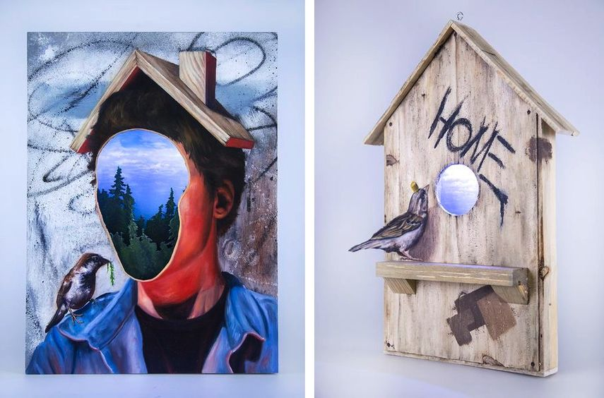 Joseph Renda Jr. - Refuge, Joseph Renda Jr. - Searching Side