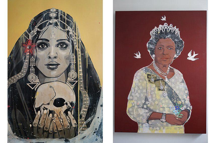 Kestin Cornwall interview consumerism artwork toronto works