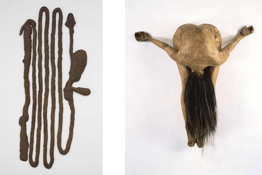 Digestive System, 1988, Untitled, 1995