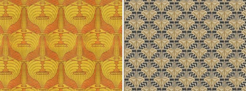 Tessellation Pattern Design in Koloman Moser art