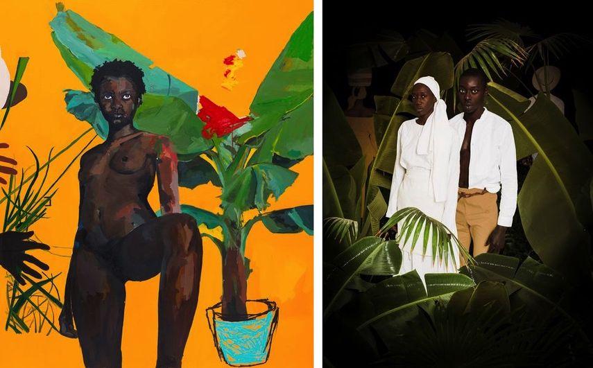 Kudzanai-Violet Hwami - Dance of Many Hands, 2017, Omar Victor Diop - Nanny et Quao, Jamaîque, 1720