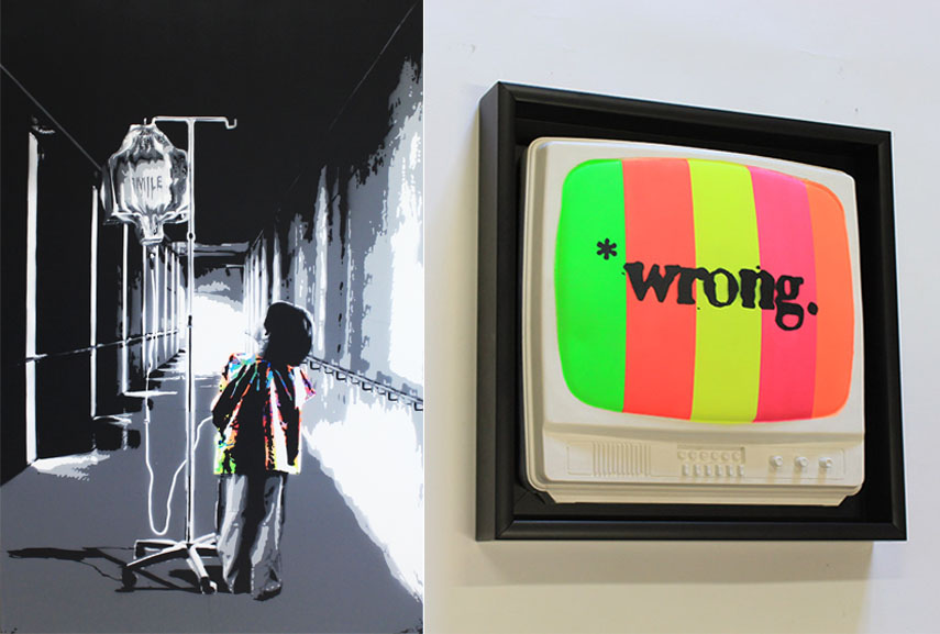 kurar exhibition stencil