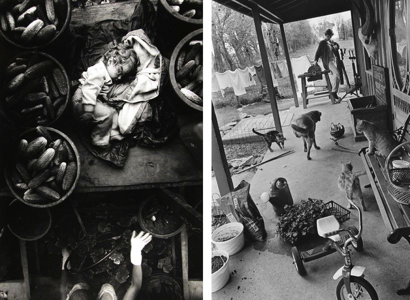 Larry Towell, Kent County, Ontario, 1996, and Lambton County, Ontario, Canada, 1996