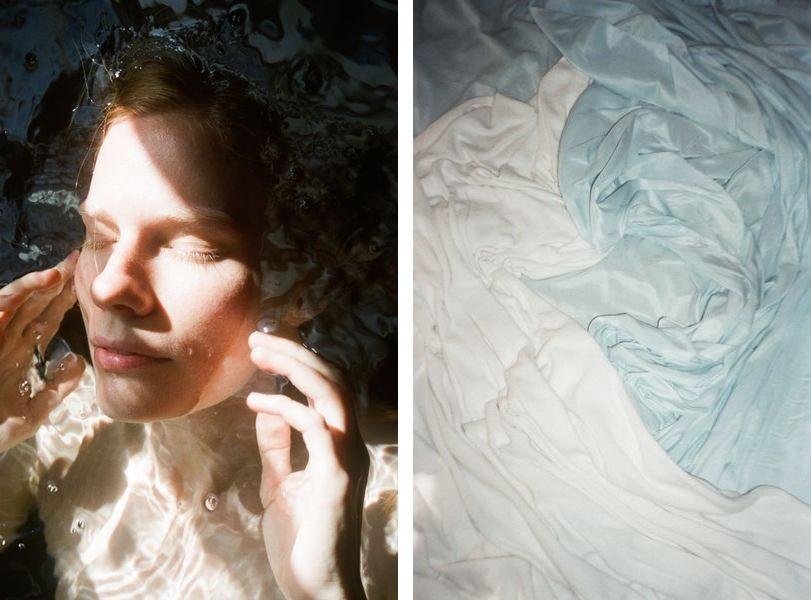 her 2012 photo book design is very minimal