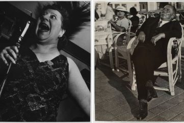 The Peculiarity of Average People in the Photographs of Lisette Model