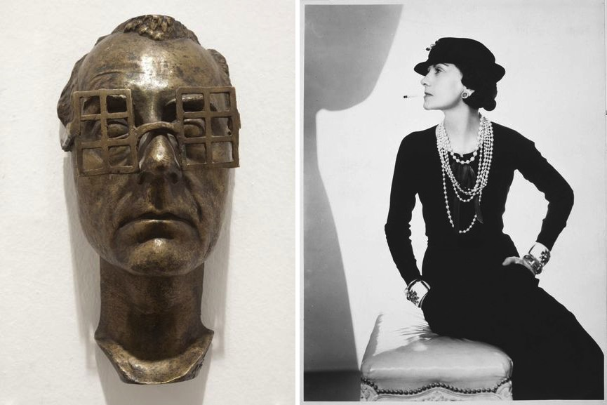 Autoportrait, 1937/71,Gabrielle Chanel, 1935/36