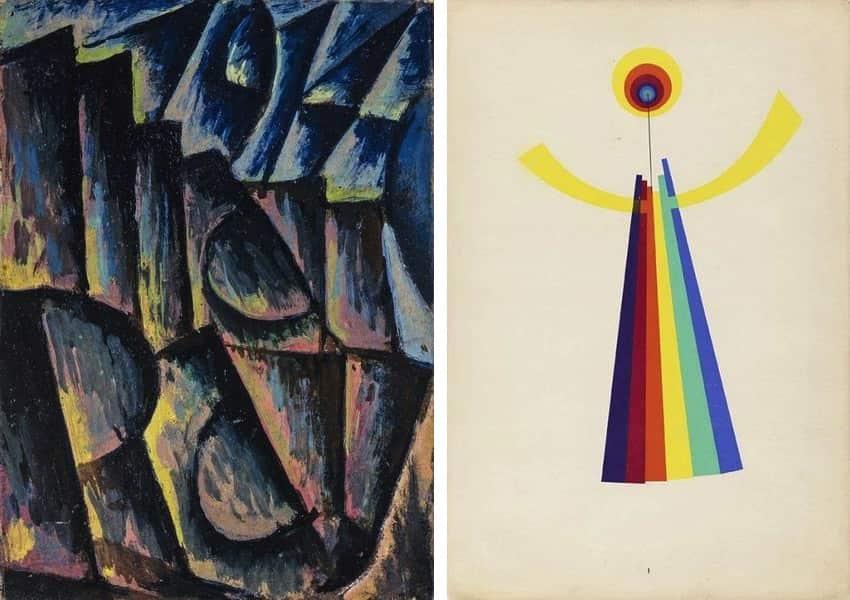 Man Ray, 1914, Mimes aus dem Album Revolving Doors, 1926