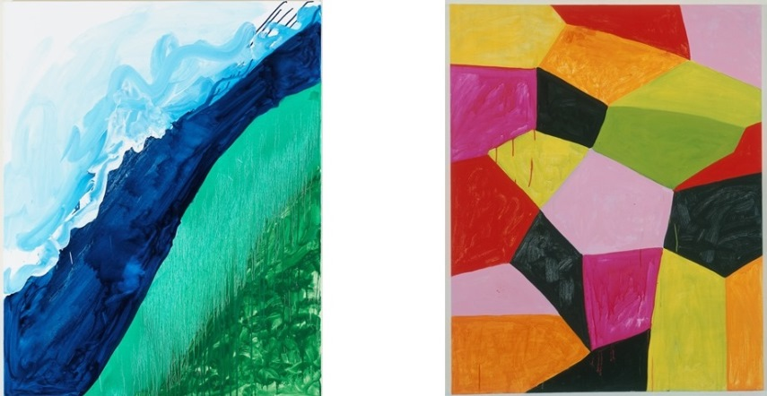 Mary Heilmann exhibition