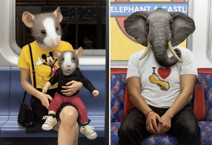 Left Matthew Garbelsky - Elepanth Right Matthew Garbelsky - Disneyland