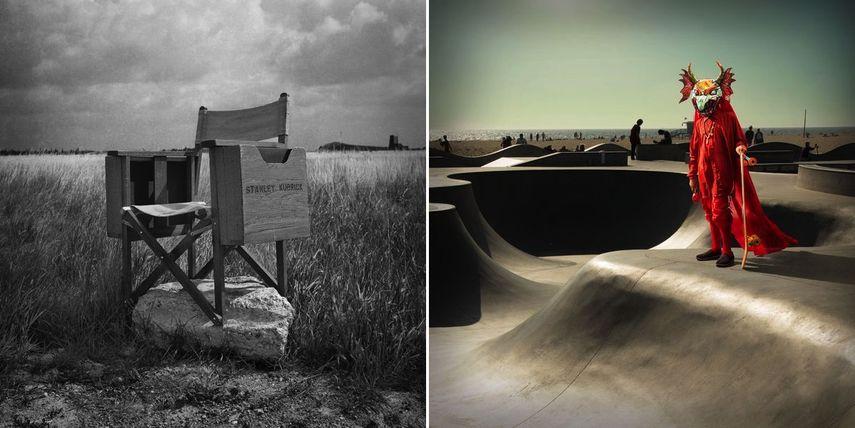 Matthew Modine - Full Metal Jacket Dairies, Tech Devil Venice, Timothy Jarger Fine Art