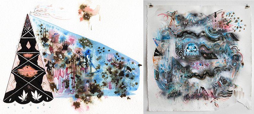 Parlor Gallery June-July 2015
