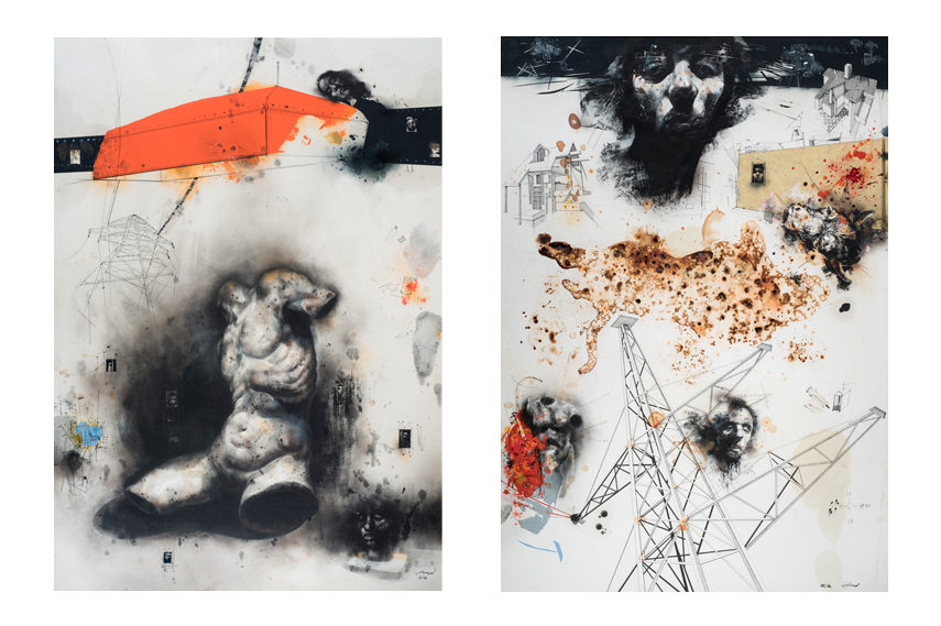 The Zone #13, The Zone #19, 2014