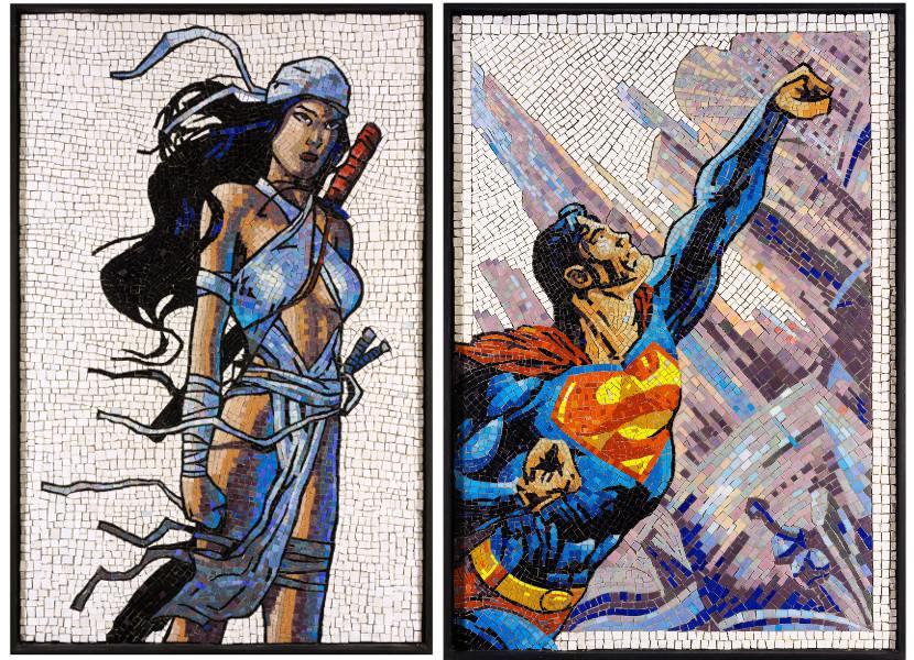Elektra / Superman