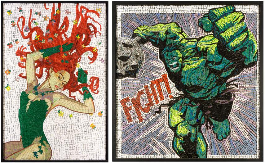 Blog Poison Ivy / Hulk Likes to View Cookies