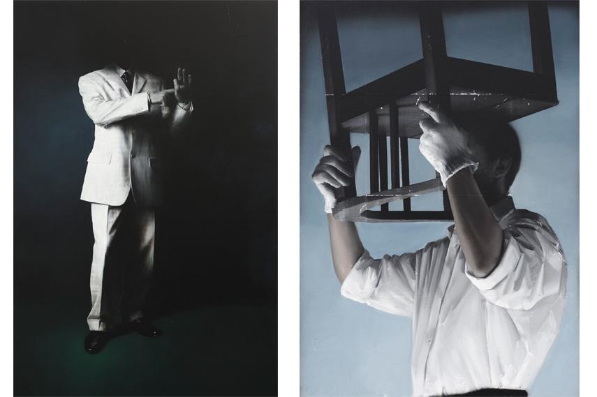 Mircea Suciu exhibition, Zeno X