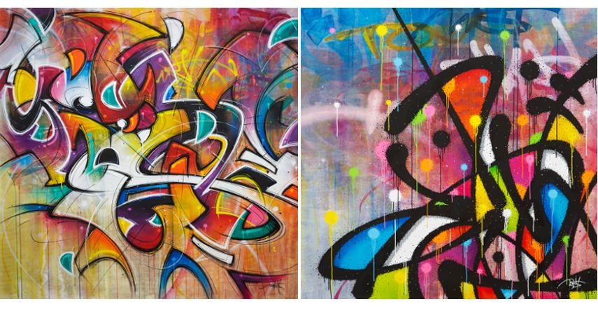 Left : Mist - Rough / Right : Mist - Night Call