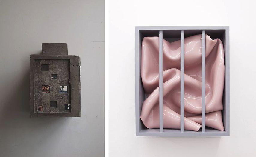 Oliver Czarnetta - Headquarter II, 2016, Vanessa Safavi - The witness, 2017